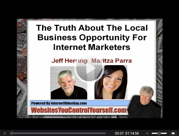 local business marketing, mike stewart, jeff herring, maritza parra