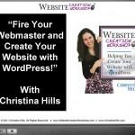 website creation, article marketing, jeff herring, christina hills, maritza parra