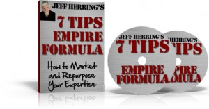 7 Tips Empire Formula - Jeff Herring