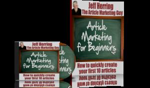 Jeff Herring Article Marketing for Beginners