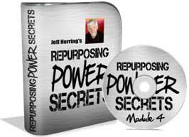 Jeff Herring Repurposing Power Secrets