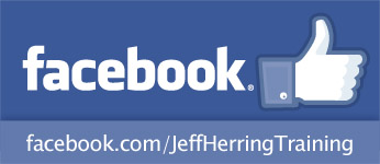 Like Jeff Herring Training on Facebook