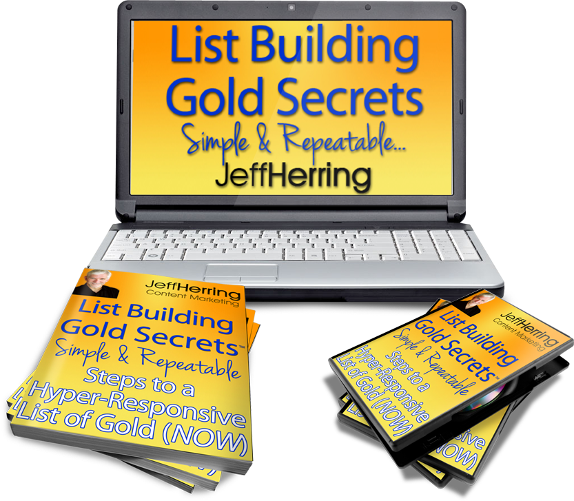Jeff Herring List Building Gold Secrets