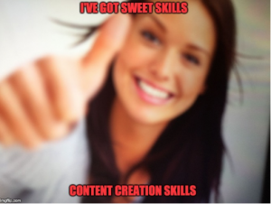 content, content creation, content marketing